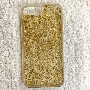 iPhone 8 Plus Case-mate gold karat